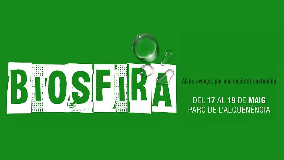 Biosfira Alzira 2019 Societat Sostenible