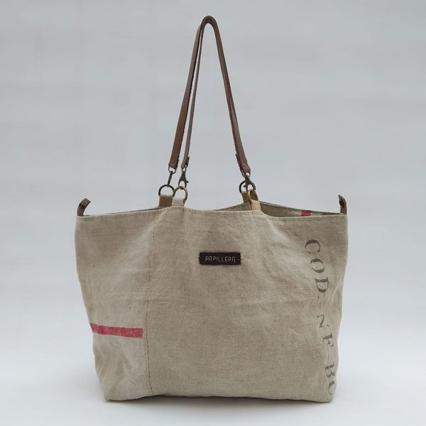 Bolso de lino eco-friendly Altea