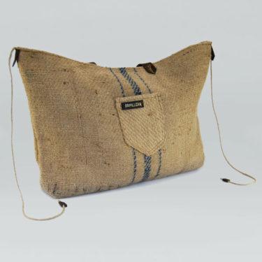 Bolso de tela de saco modelo Arábica CJ