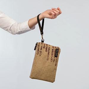 Bolso de tela de saco modelo Kopi