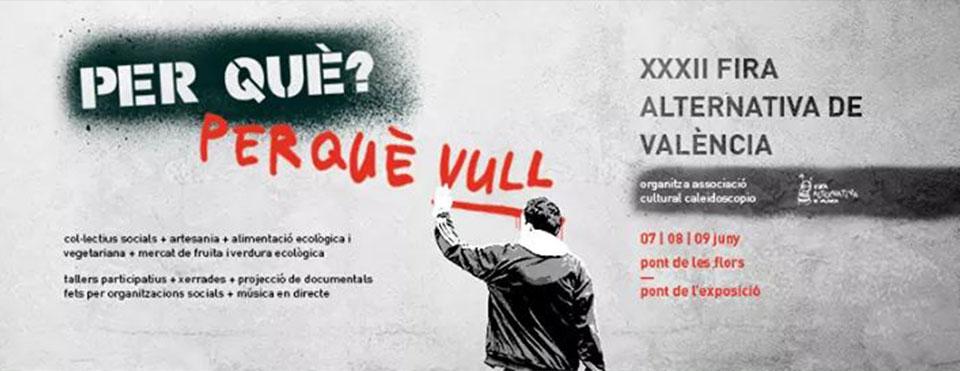 Fira Alternativa de València 2019