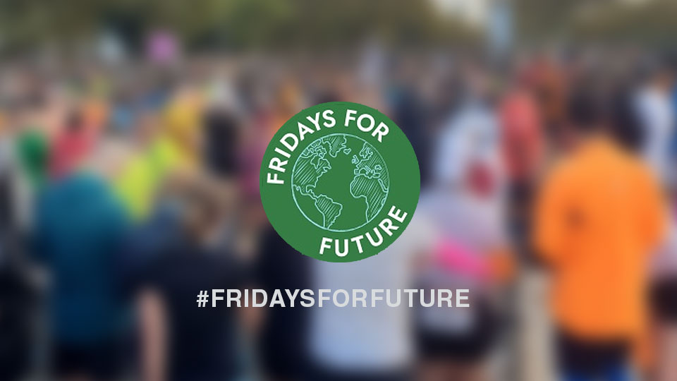 Huelga por el cambio climático Fridays For Future movimiento solidario