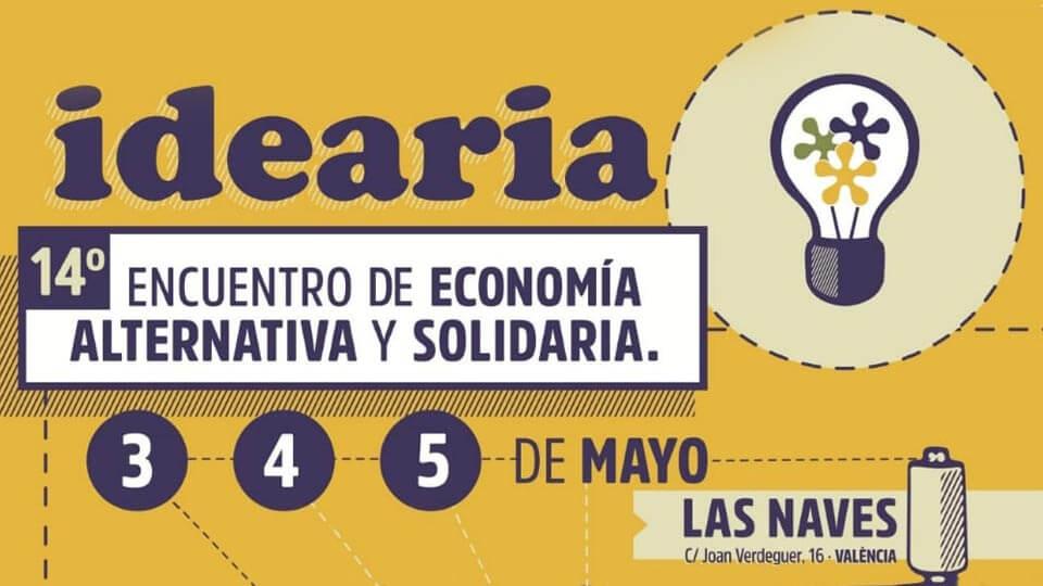Idearia 2019 Economía alternativa y solidaria