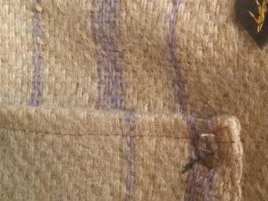 Tela de arpillera